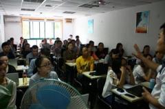 杭州网站营销培训、教您搭建优化站、不畏惧同行的挑战